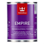 Tikkurila Empire - Эмпире краска для мебели